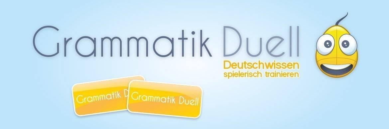 Grammatik App Duell