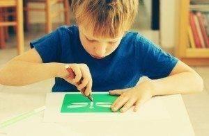 Asperger Autismus bei Kindern