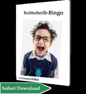 Rechtscxhreib-Bingo