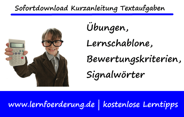 Download Textaufgaben