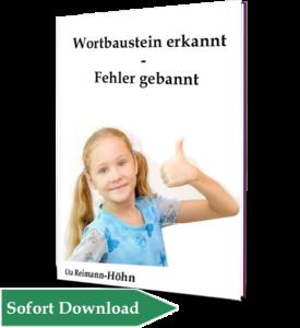 Wortbaustein erkannt - Fehler gebannt!