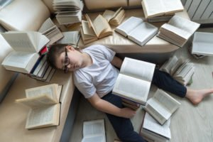 Leseschwäche - nicht aufgeben