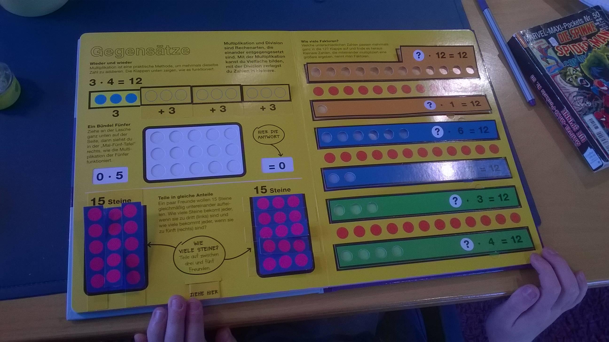 grundschulwissen spa223 am mathe lernen lernfoerderung