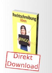 Rechtschreib Bingo