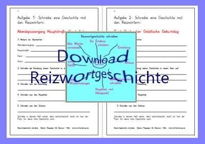 download reizwort - Muster Tierbeschreibung