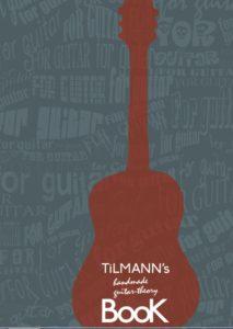 Tilmanns guitar book
