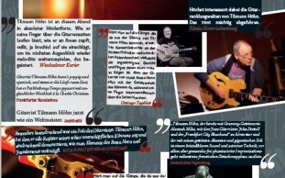 Tilmanns handmade guitar book