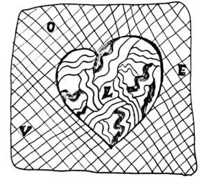 Zeichnen mit Zentangles