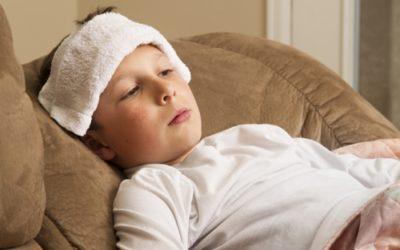 Kind krank – Stress in der Schule