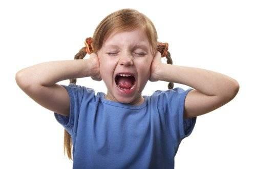 krankes kind durch stress