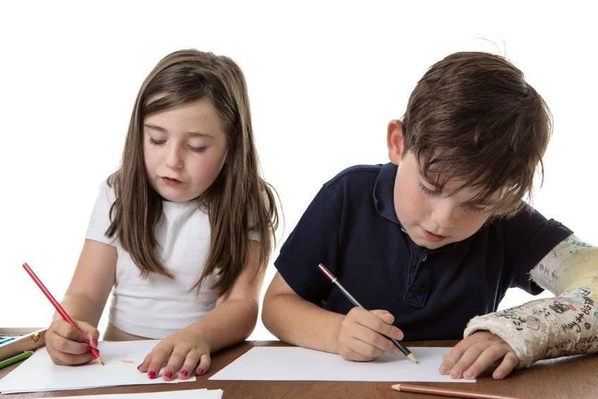 Freies Schreiben in der Grundschule