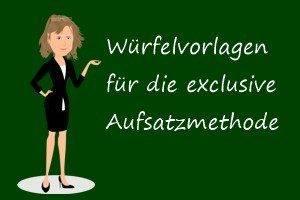 Aufsätze einfach selber würfeln - neue Methode lernfoerderung.de