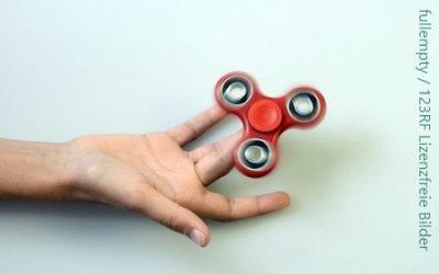 Fidget Hand Spinner – gutes Spielzeug?
