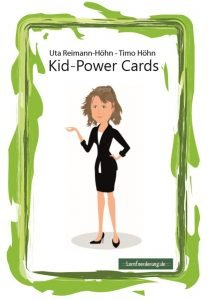 Kid-Power Cards