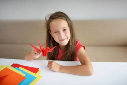 Mathe mit Origami
