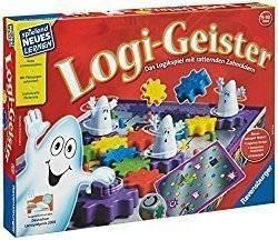 Logik Spiele für clevere Kids
