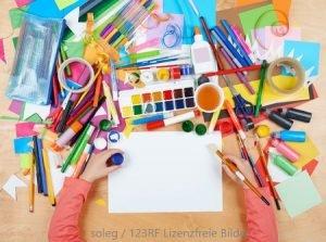 Schreibtisch zum Schulstart