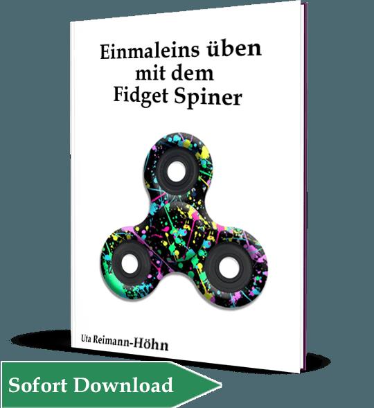 Einmaleins üben mit dem Spinner