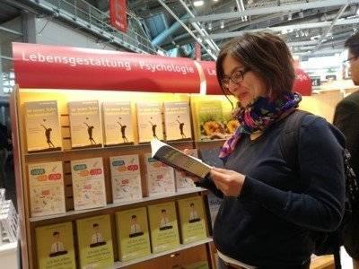 Hochsensibel auf der Buchmesse