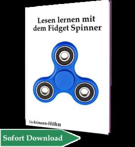 Lesen lernen mit dem Fidget Spinner