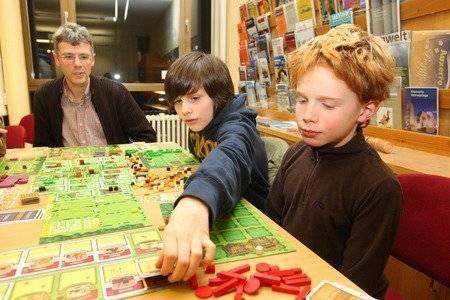 Brettspiele boomen