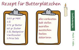 Butterplätzchen