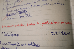 Schreibschrift oder Grundschrift? Hier Argumente finden