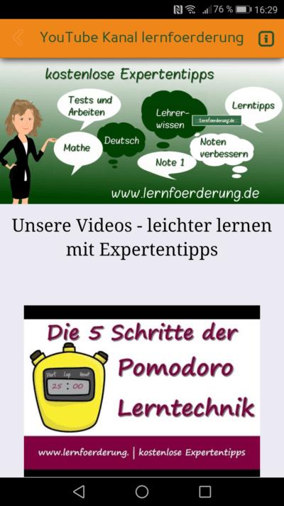 Lernfoerderung / Lernen Archive - Seite 5 von 18 - Lernfoerderung ...