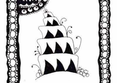 Kuchen | Turm