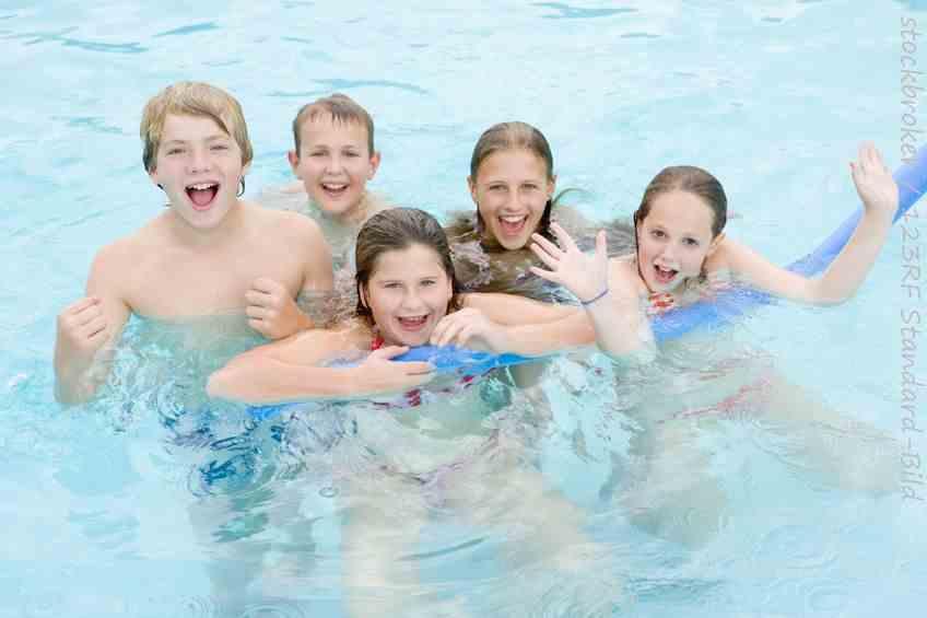 Schwimmbad: Das sollte Ihr Kind wissen