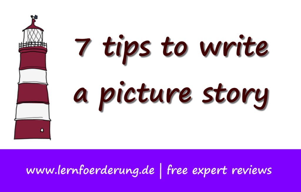 How to write a picture story with Google