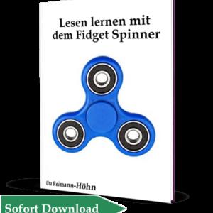 Lesen mit dem Fidget Spinner