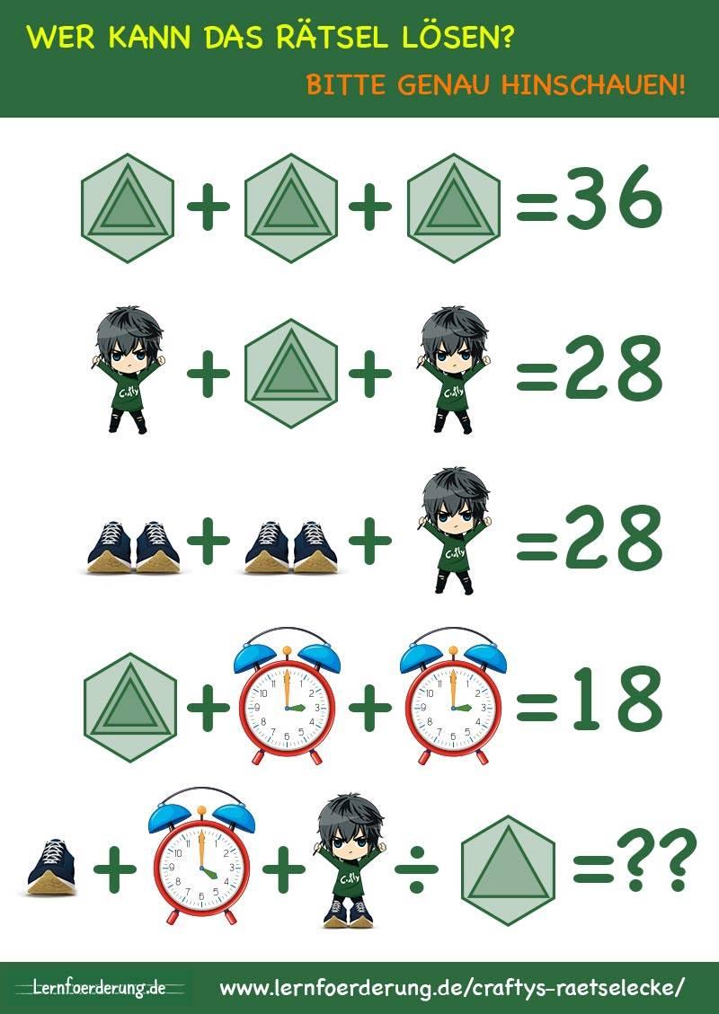 Symbol Rätsel
