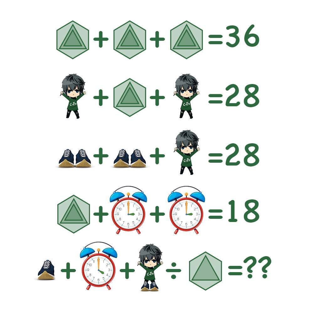 Mathe Rätsel