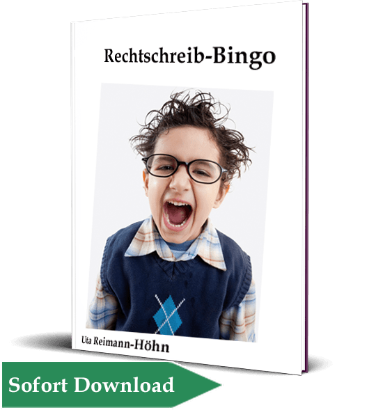 Rechtschreib-Bingo