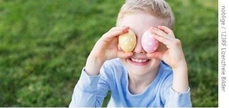 Rechenspiele für Ostern