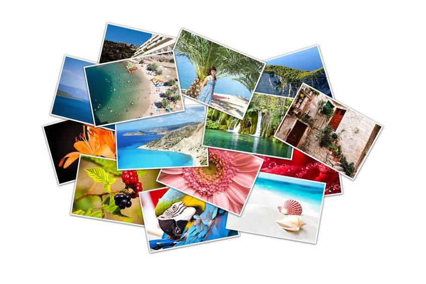 Postkarte schreiben