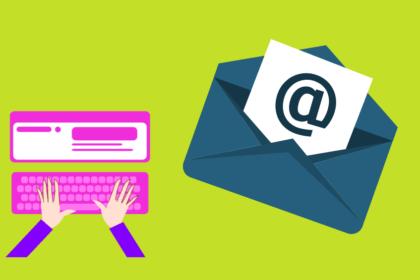 eMail schreiben