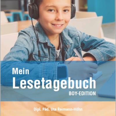 Vorlage Lesetagebuch Jungen