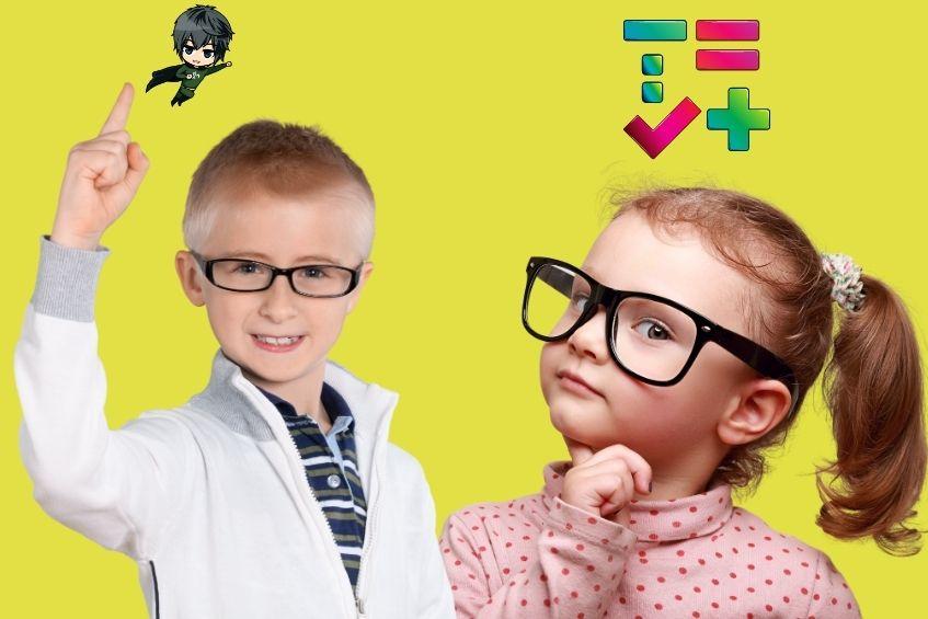 Intelligenztest für Kinder