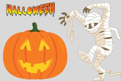 Gruselgeschichten an Halloween